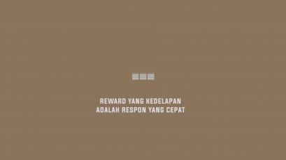 Reward Berpuasa Kedelapan