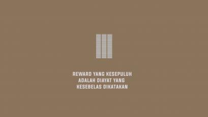 Reward Berpuasa Kesepuluh