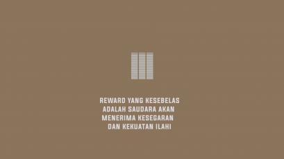 Reward Berpuasa Kesebelas